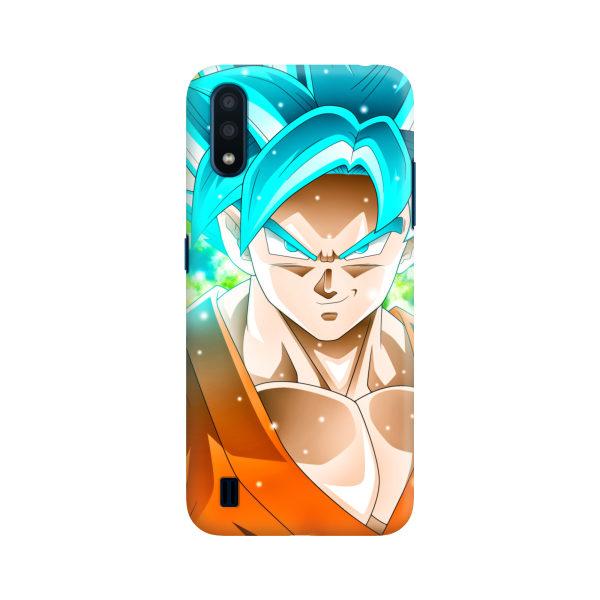 Goku SS Dios Dragon Ball Super