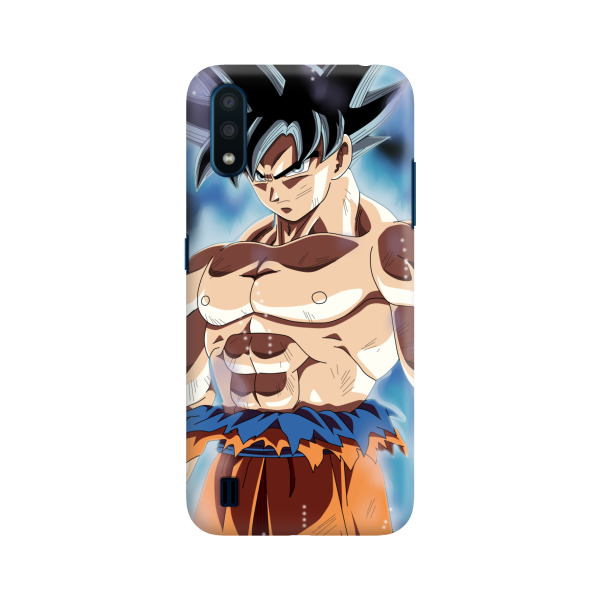 Goku Ultra Instinct Dragon Ball Super